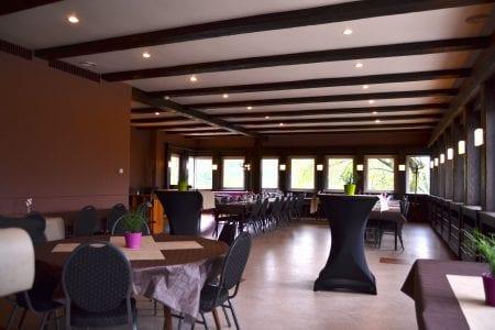 Restaurant Marco-Polo intérieur